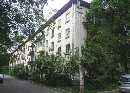 ул. Пограничника Гарькавого 26к4