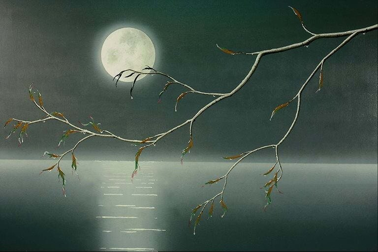 Луны Элегия...