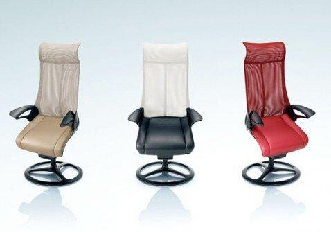 кресло органомическое, роботизированное, японское