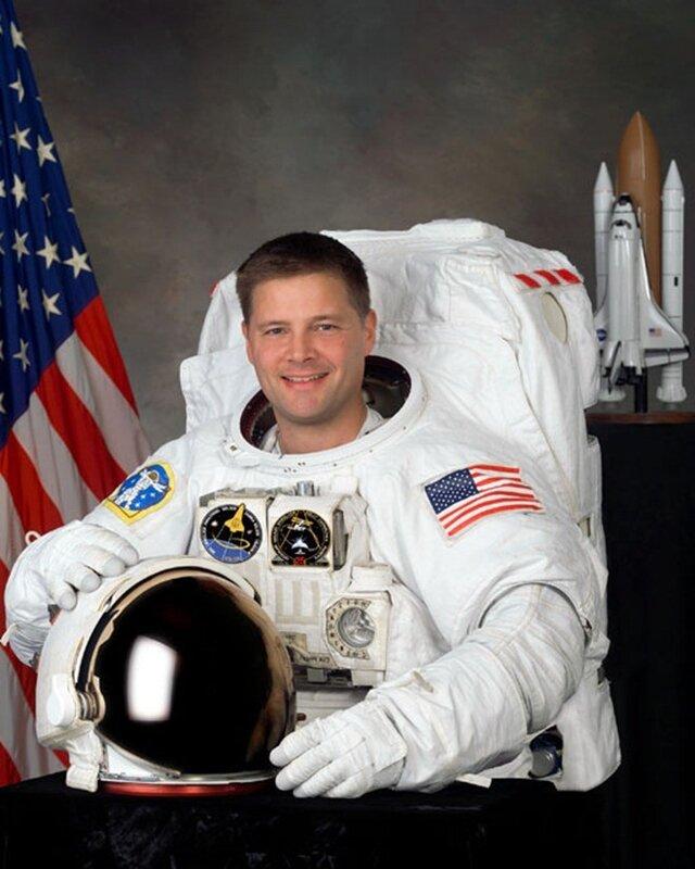 Космические фотографии астронавта Дугласа Уилока (Douglas Wheelock)