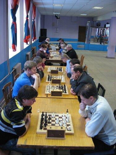 Седьмой шахматный турнир посвященный В.В.Сагалатову начался-IMG_6542.JPG