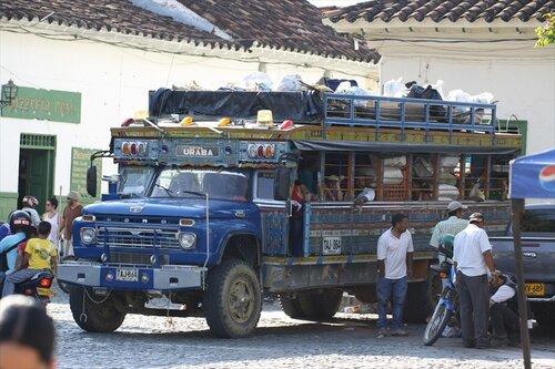 Колумбия. Медельин и окрестности. 4 дня