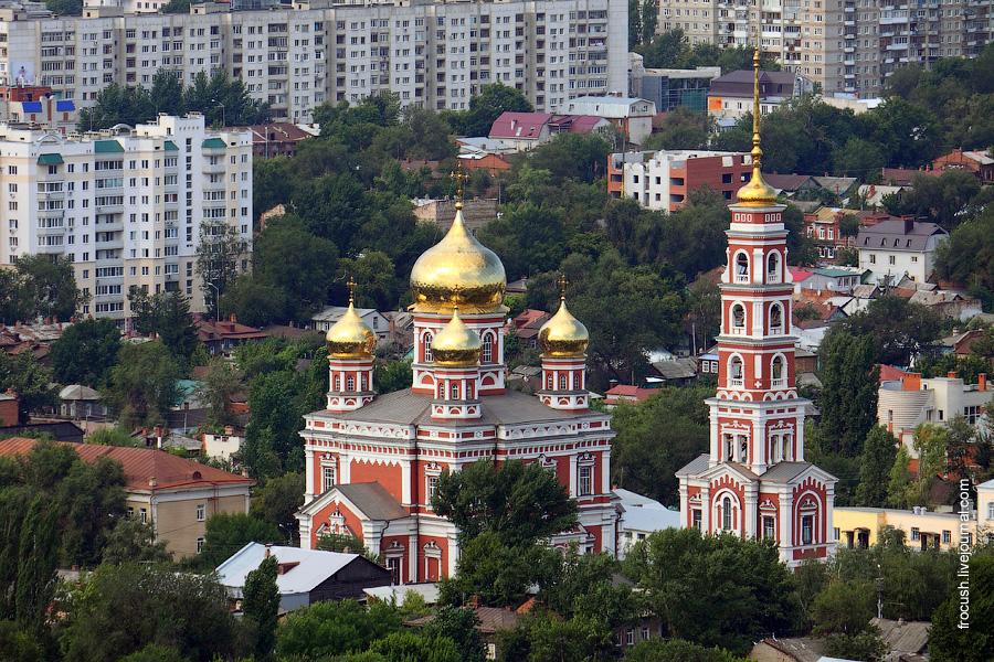 Церковь Покрова Пресвятой Богородицы, что на горах