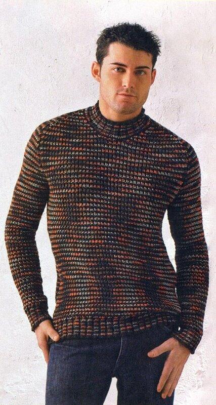 Модели Мужских Джемперов
