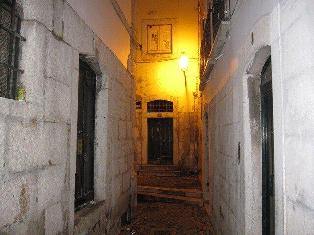 По злачным местам Лиссабона
