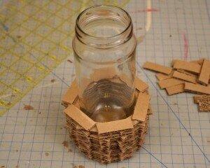 0 470ee e05bd30a M Как сделать вазу своими руками из бумаги
