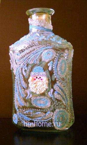 Декор из хрустальной пасты