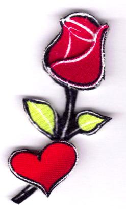 Валентинки из ткани Jamieguevarra San Diego