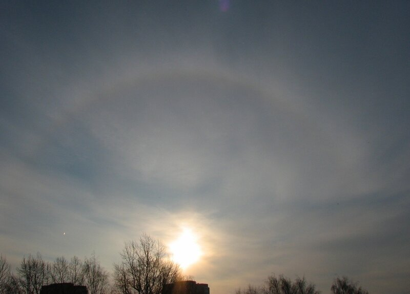 Гало 12.02.2011 8:59