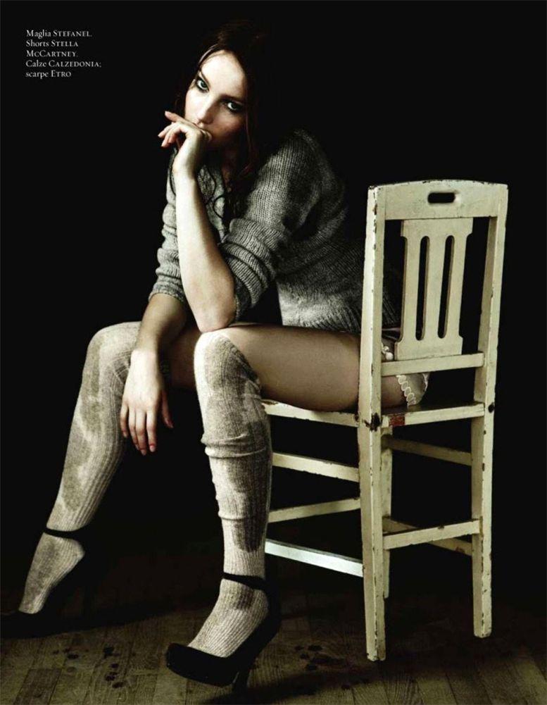 модель Кэндис Бучер / Candice Boucher, фотограф Kenneth Willardt