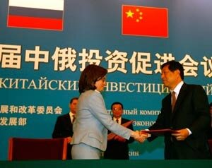 В России 34 промышленные и сельскохозяйственные приграничные зоны открыты на инвестиции Китая