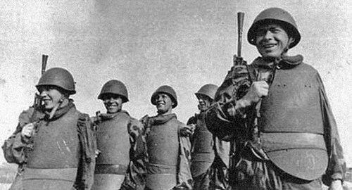 10 самыз-самых, красная армия, Заур