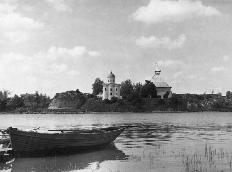 Старая Ладога 1960-х. Фотографии Марка Коляды