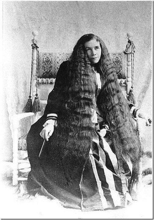 Семь сестер Сазерленд (Sutherland Sisters)