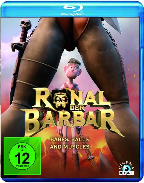 Ронал-варвар / Ronal barbaren (2011) BDRip 1080p + 720p + HDRip