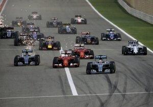 Сезон Формулы-1 в 2016 году начнется в апреле