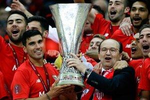 «Севилья» обыграла «Днепр» в финале Лиги Европы