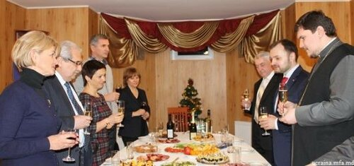В Киеве прошла встреча с молдавской диаспорой Украины