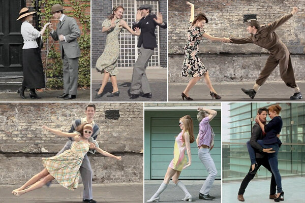 Сто лет моды Лондона