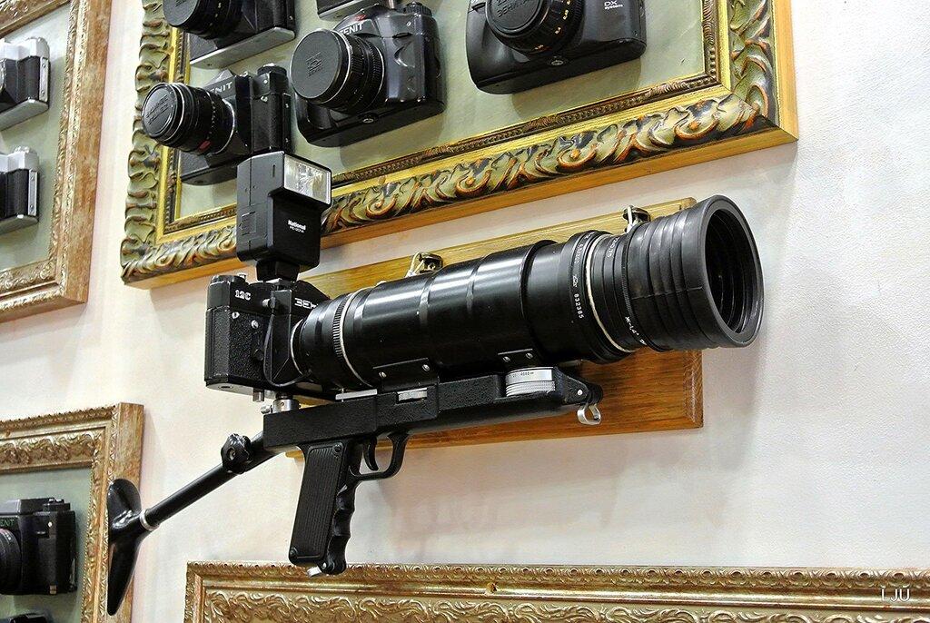 Зенитный пистолет...)
