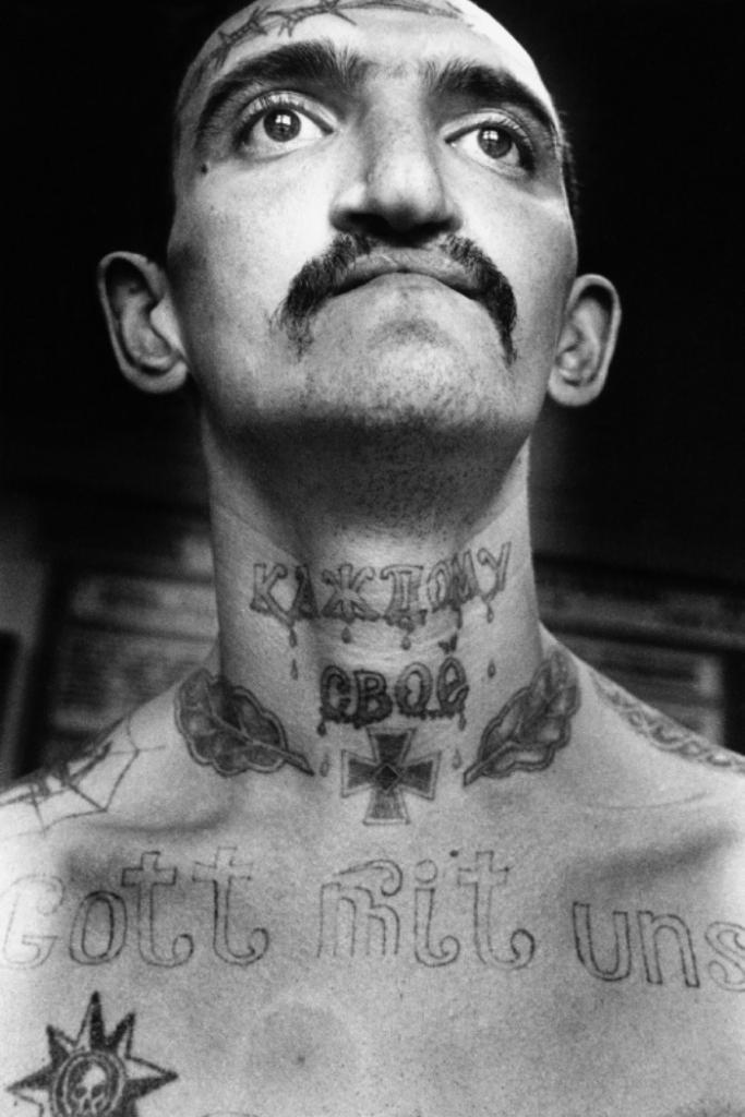 фото уголовных татуировок варежки вручались качестве