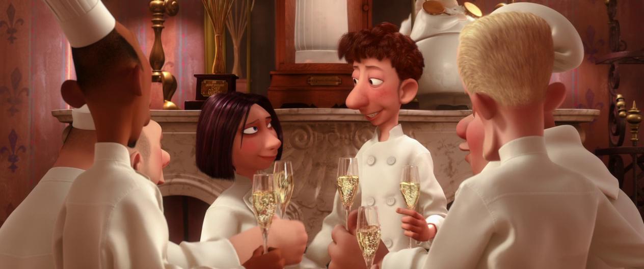 """Шампанское. """"Рататуй"""""""