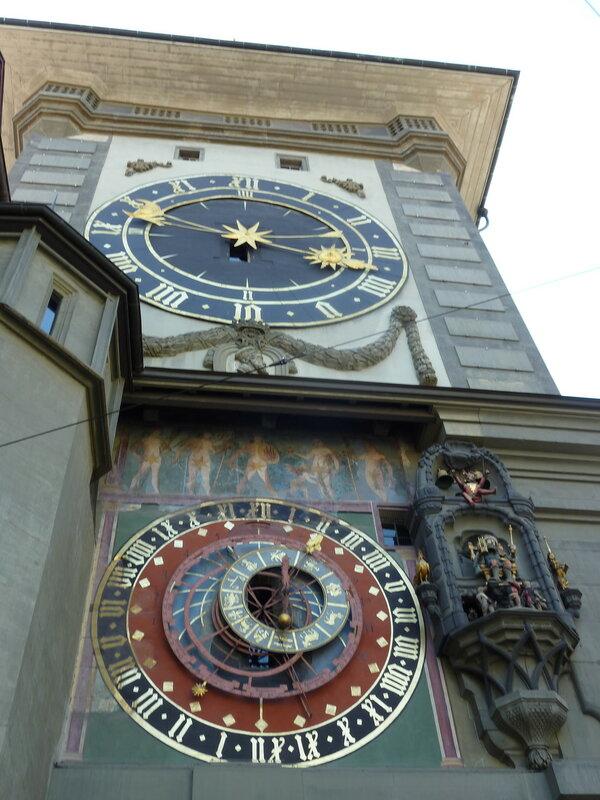 Часы на Тюремной башне