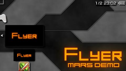 Flyer Mars Demo PR1, Версия 1.42
