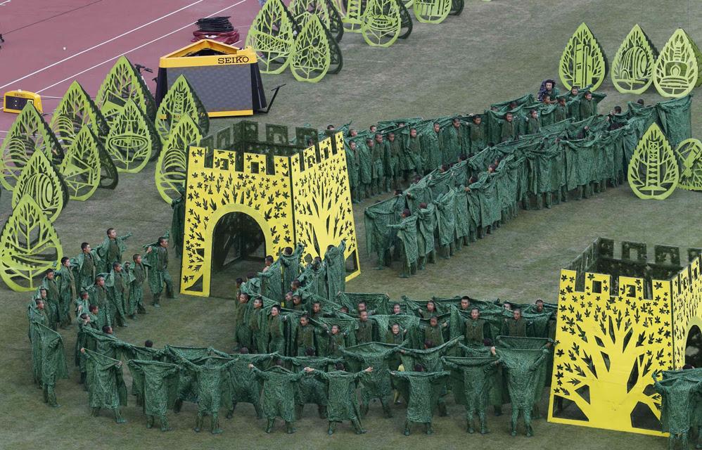 Красивые фотографии открытия XV чемпионата легкой атлетики в Пекине 0 13ff4d 3c06a23b orig