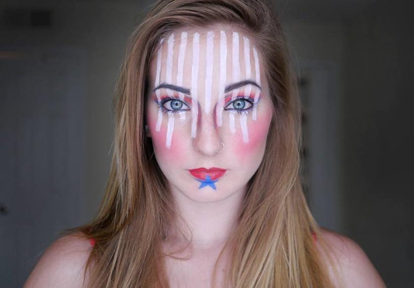 Девушка потрясающе меняет свое лицо с помощью макияжа 0 142257 64d08afe orig