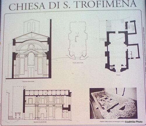 Salerno,S.Trofimena