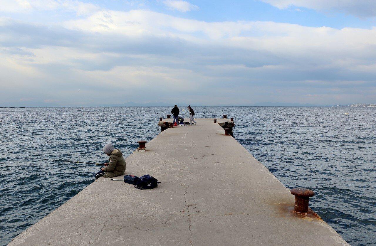 Ischia Ponte. Piazzale Delle Alghe (Square of algae)