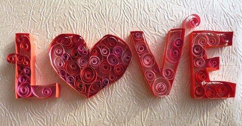 Готовим подарок своими руками ко Дню святого Валентина Valentinki svoimi rukami otkritki valentinki 27 картинка.