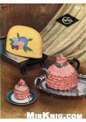 Журнал Copley No.1820 Crochet Tea Cosy