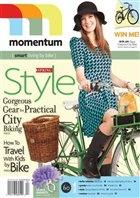 Журнал Momentum Mag №3-4 (апрель-май), 2013 / CA
