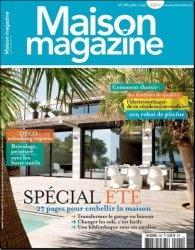 Журнал Maison Magazine №290 Juillet / Aout 2013