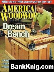 Журнал American Woodworker №105 January 2004 pdf 16Мб