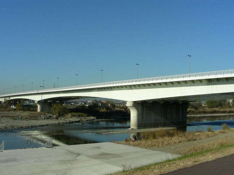 мост Ишида через Тамагаву