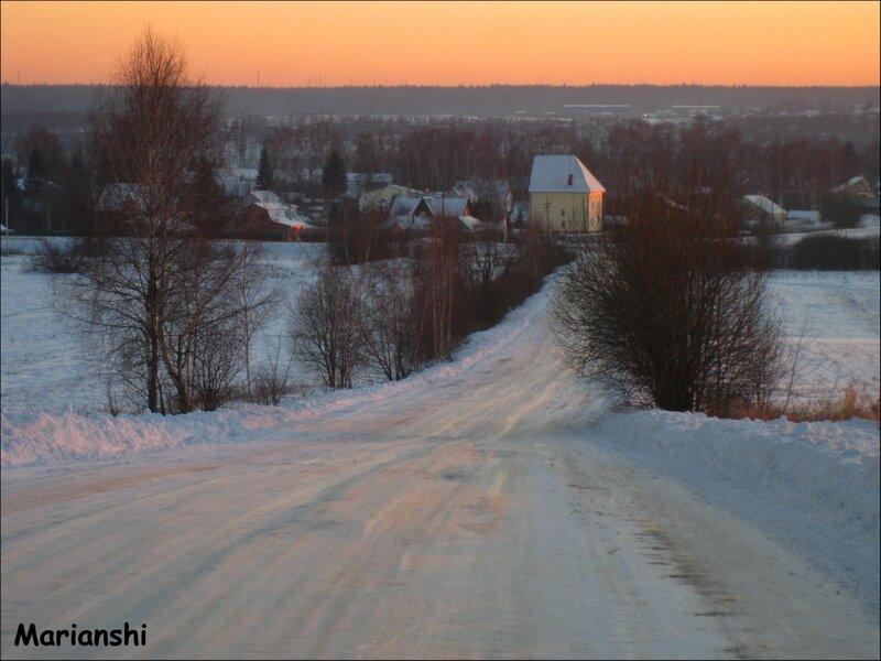 Вид на Большое Ивановское