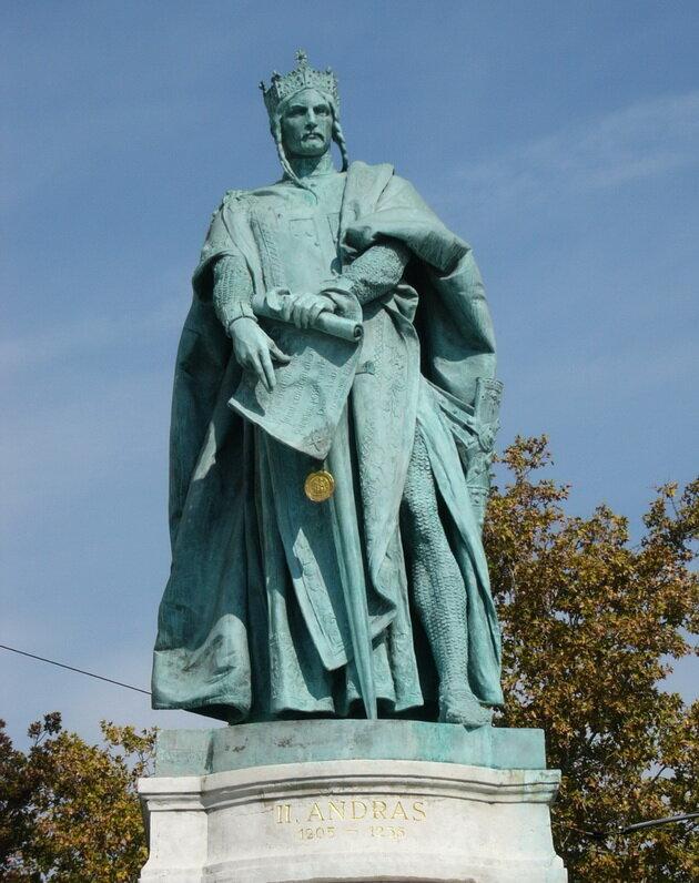 Площадь Героев. Будапешт