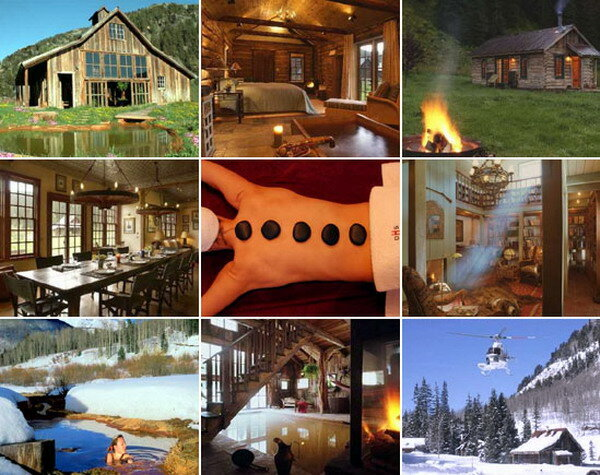 Отель Dunton Hot Springs. США