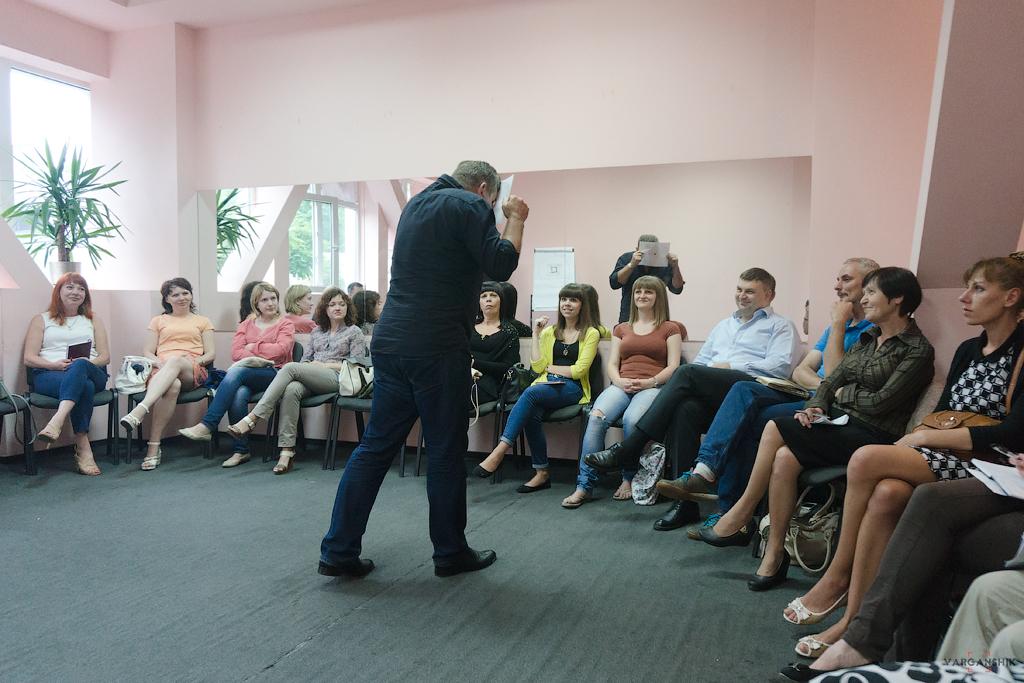 Жесткая Правда о Бездумной Жизни Александр Томин мастер-класс varganshik.livejournal.com