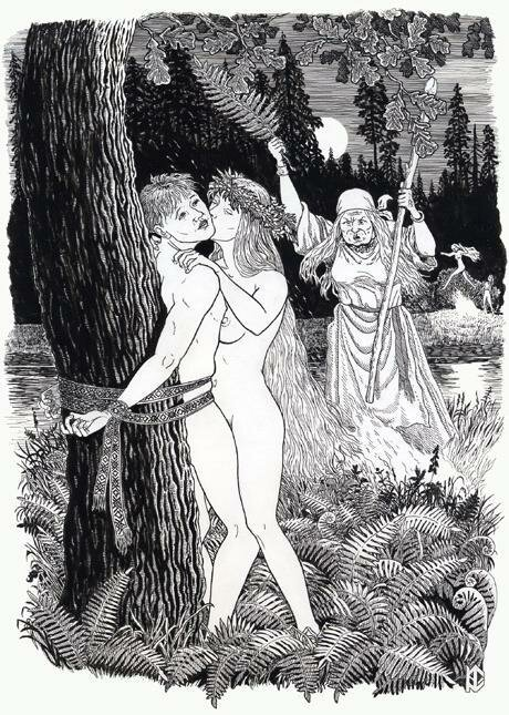 славянская эротика фомина усердно позируют
