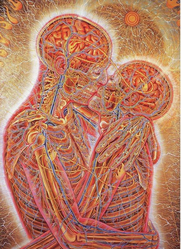 Отношения двух любящих людей