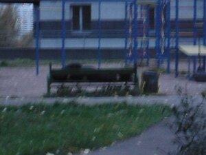 спящий киргиз, утро