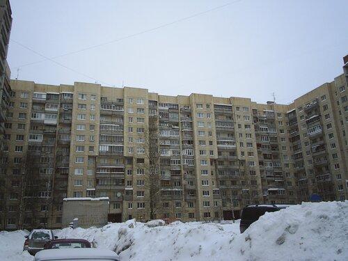 Малая Бухарестская ул. 11