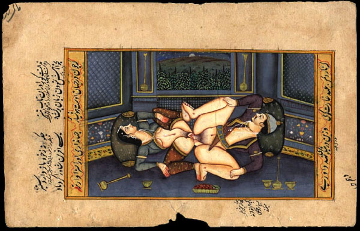 Древняя японская камасутра порно
