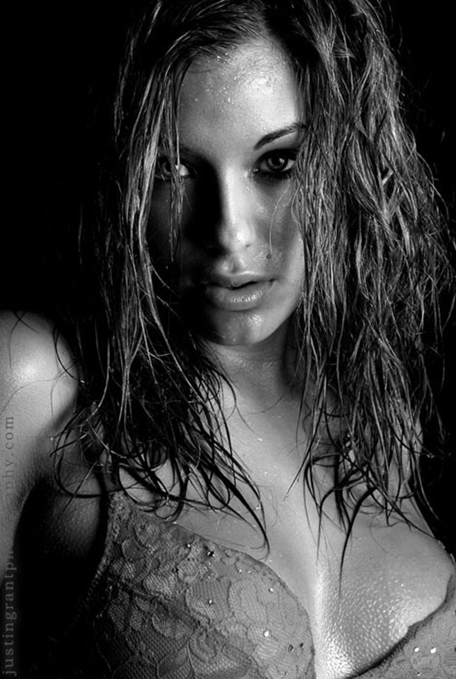 Фото-подборка черно-белых портретов.