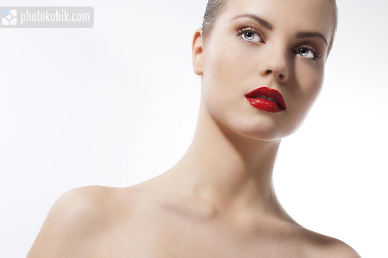 фотомодель портрет модели мода  Портретная фотосессия в студии