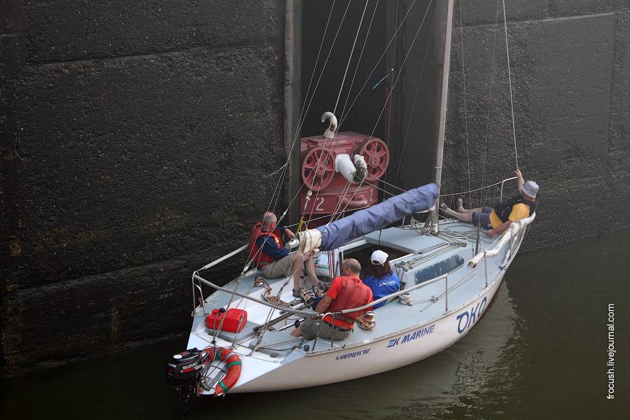 Яхта «Ока»
